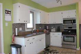 diy kitchen makeover ideas 10 diy kitchen cabinet makeovers before after photos that in