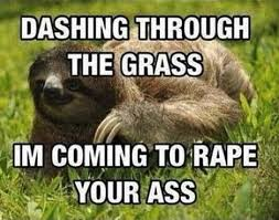 Dirty Sloth Meme - 11 funny dirty sloth memes therackup