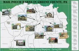 Pennsylvania travel pouch images Greene county mail pouch barns greene county pennsylvania jpg