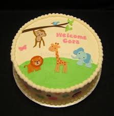jungle baby shower cakes jungle baby shower cake cake by cakesdecor