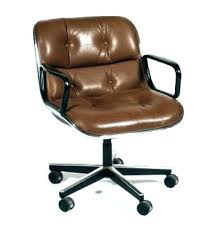 fauteuil de bureau marron bureau marron nouveau chaise de bureau tabouret en tissu marron bois
