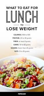 eat n eat more easy what to eat for lunch to lose weight popsugar fitness