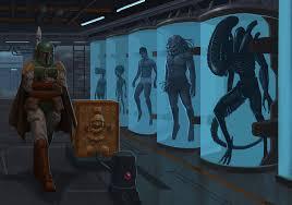 Jango Fett Meme - boba fett capturing all aliens boba fett know your meme
