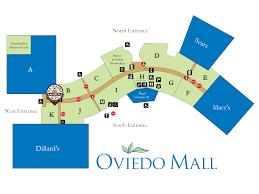 Florida Mall Map by Oviedo Mall Amarena