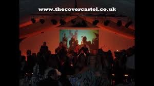 the cartel wedding band the cover cartel function band showreel