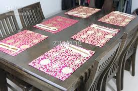 dining room placemats brilliant tables lovely glass dining table top on of placemats