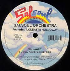 salsoul orchestra featuring loleatta holloway runaway vinyl
