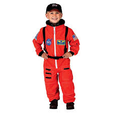 amazon com jr astronaut suit costume small clothing