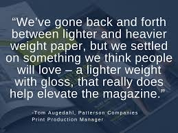 Print Production Manager Introducing Best Practice Magazine Off The Cusp