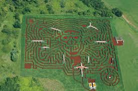 get lost in a fall corn maze home decor news