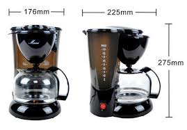2018 Cm1005 3 American Household Fully Automatic Drip Coffee Machine
