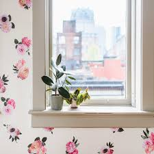 100 flower wall decal amazon com pop decors removable vinyl flower wall decal mini garden flowers wall decals u2013 shop project nursery