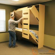 Murphy Bunk Bed 70 Murphy Bunk Beds For Interior Design Small Bedroom