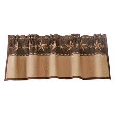 large paisley western curtains drapes valances cabin place