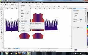 desain kaos futsal di photoshop cara membuat desain jersey futsal dengan coreldraw awmorrowgel org