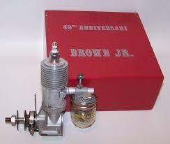 nib herb wahl 40th anniversary brown jr 60 spark ign model