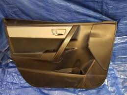 86 Corolla Interior Used Toyota Corolla Interior Door Panels U0026 Parts For Sale