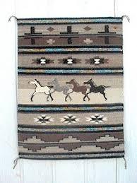 Navajo Rug Song The Horse Song Roy Kady All Fiber Arts