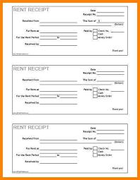 3 rent receipt template welder resume