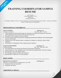 Hr Coordinator Sample Resume by 107 Best Resumes U0026 Cover Letters Images On Pinterest Resume