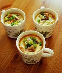 chawan mushi recipe japanese steamed egg custard 茶碗蒸し