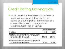 Credit Ratings Table by By Amandeep Gill Geoff Thomasson Katherine Lypkie Tej Sandhu