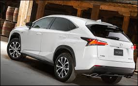 lexus nx 2018 shanghai 2018 lexus nx release date changes and redesign rumor caranddriver