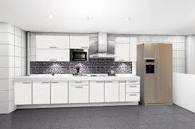 White Kitchen Cabinets Kitchen Pretty Modern White Kitchen Cabinets Paint Ideas Red