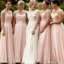 sell bridesmaid dress discount blush lace bling dress 2017 blush lace bling dress on