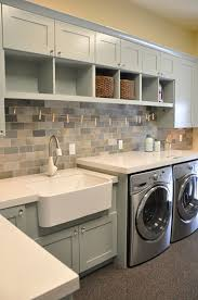 Premade Laundry Room Cabinets by 138 Best House Remodel Images On Pinterest At Home Home And