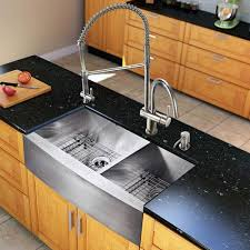 Faucet And Soap Dispenser Placement 28 Inch Stainless Steel Kitchen Sink Bellacor