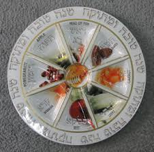 rosh hashanah seder plate a seder plate for rosh hashanah welcome to lev lalev s