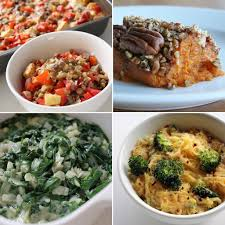 healthy thanksgiving side dishes popsugar fitness