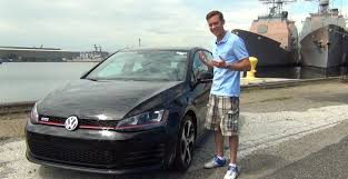 review 2015 volkswagen gti dsg and manual youtube