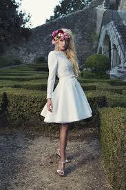 robe de mari e original robe de mariée courte pour mariage civil original à marseille
