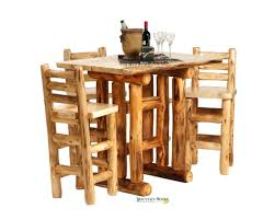 articles with log cabin dining room sets tag stupendous log