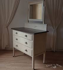 Shabby Chic Furniture Uk by Antique Shabby Chic Dresser With Mirror Drawer Chest No 09