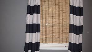 curtains shining navy cream curtains remarkable navy medallion