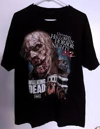 universal studios hhn 2012 halloween horror nights zombies the
