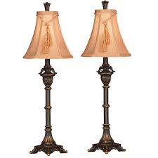 coolidge buffet lamp set of 2 by design craft room lamp