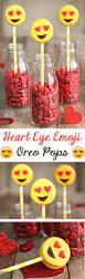 heart eye emoji oreo pops oh nuts blog