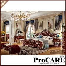 chambre a coucher baroque mobilier de chambre baroque de chambre à coucher de luxe mobilier de
