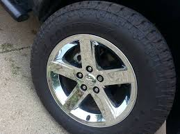 dodge ram sport wheels 2014 stock sport wheels on 33x12 50x20 tires dodge ram forum
