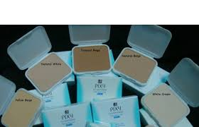 Bedak Pixy 04 april 2012 makeup collection 2015