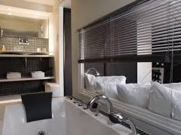 chambre salle de bain univers déco salle de bain ouverte sur chambre