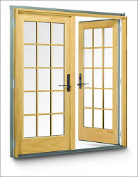 Sliding French Patio Doors With Screens Architecture Wonderful Outside French Doors Armstrong Windows