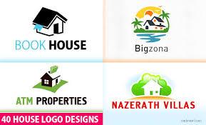 home and design logo 40 creative house logo design exles for your inspiration