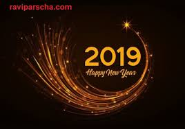 Happy New Year Wishes SMS Greetings Collection In Hindi 2019
