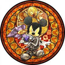 cool clock faces square enix builds awesome clock with stained glass kingdom hearts