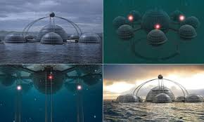 sub biosphere 2 could we all soon be sleeping with the fishes designer creates